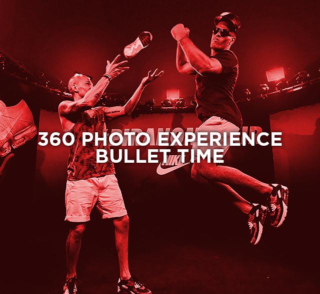 360º PHOTO EXPERIENCE