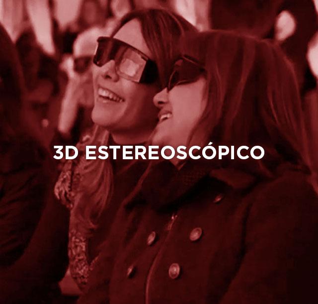 3D ESTEREOSCÓPICO
