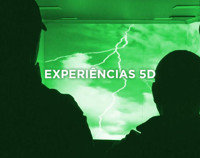 EXPERIÊNCIAS 5D