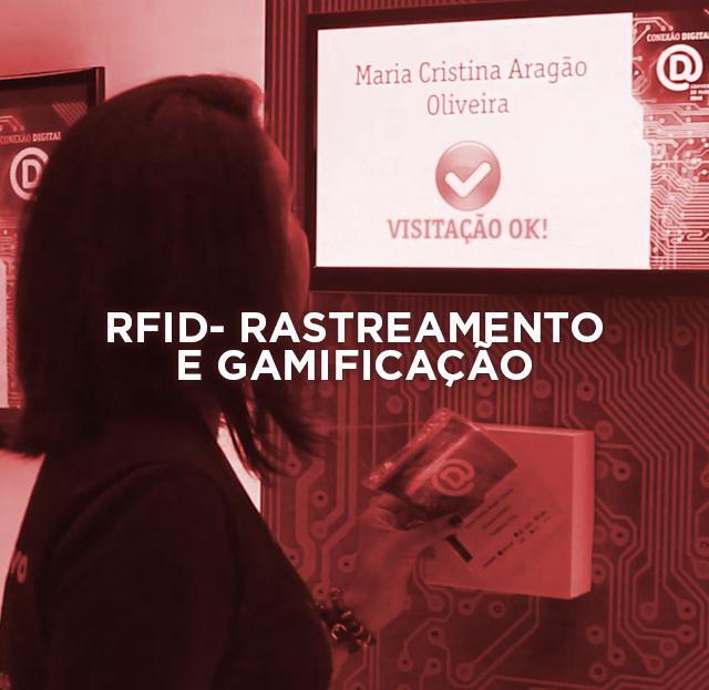 RFID RASTREAMENTO E GAMIFICAÇÃO