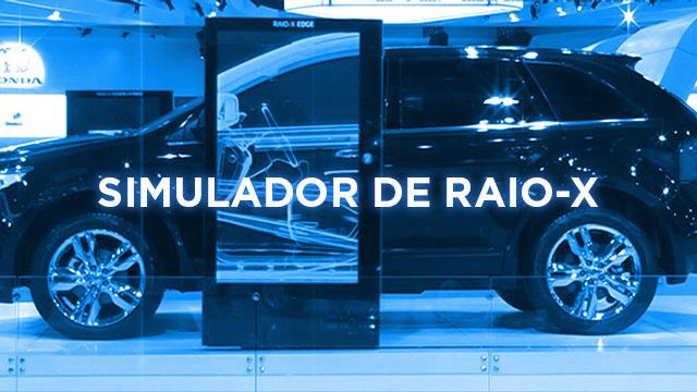 SIMULADOR DE RAIO-X